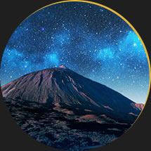 Excursión Privada Teide Nocturno